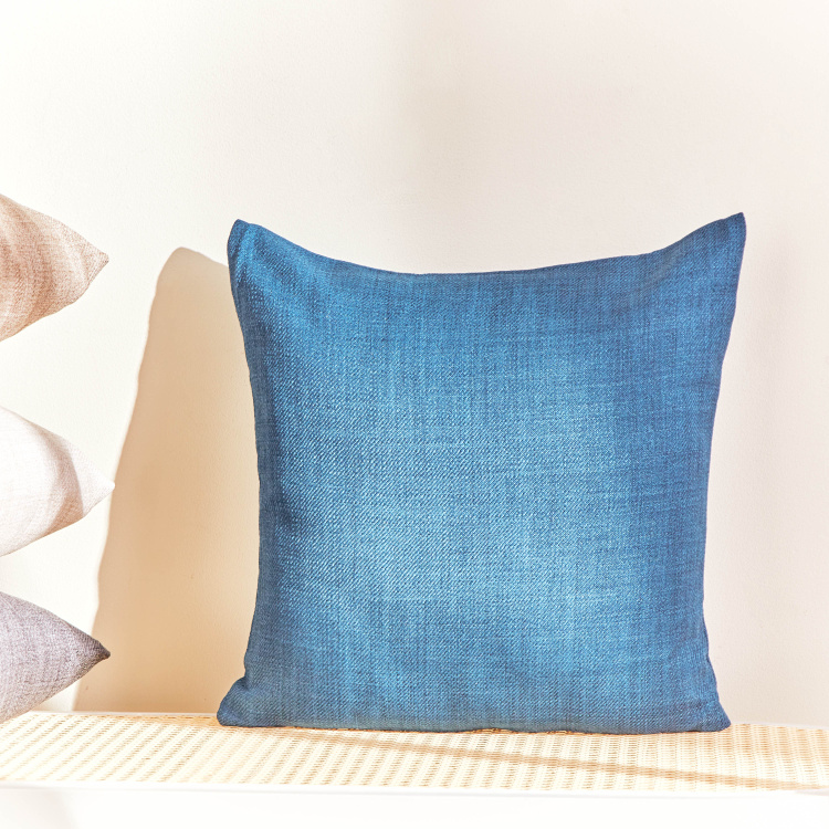 Eterno Square Filled Cushion - 45x45 cms