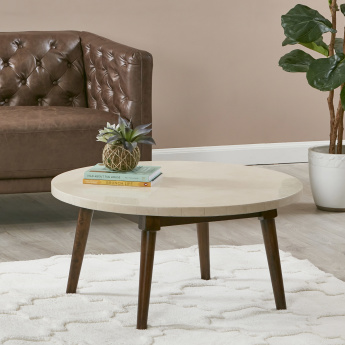 Gasha Round Coffee Table