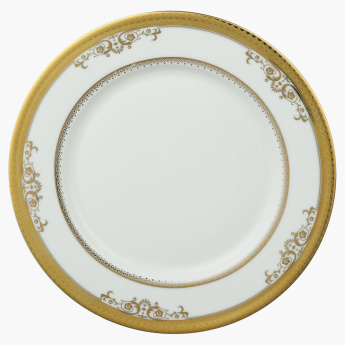 Royal Majestic Printed Dinner Plate