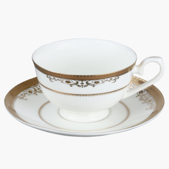 Royal Majestic Cup and Saucer Set