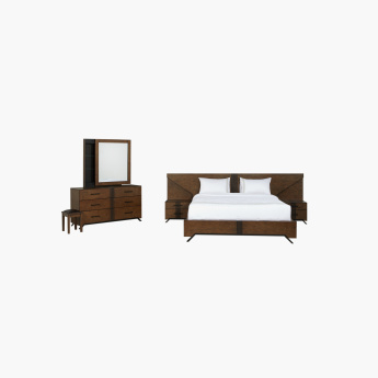 Icon 6-Piece King Bedroom Set