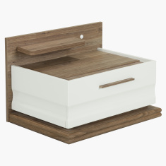 Samara 1-Drawer Nightstand