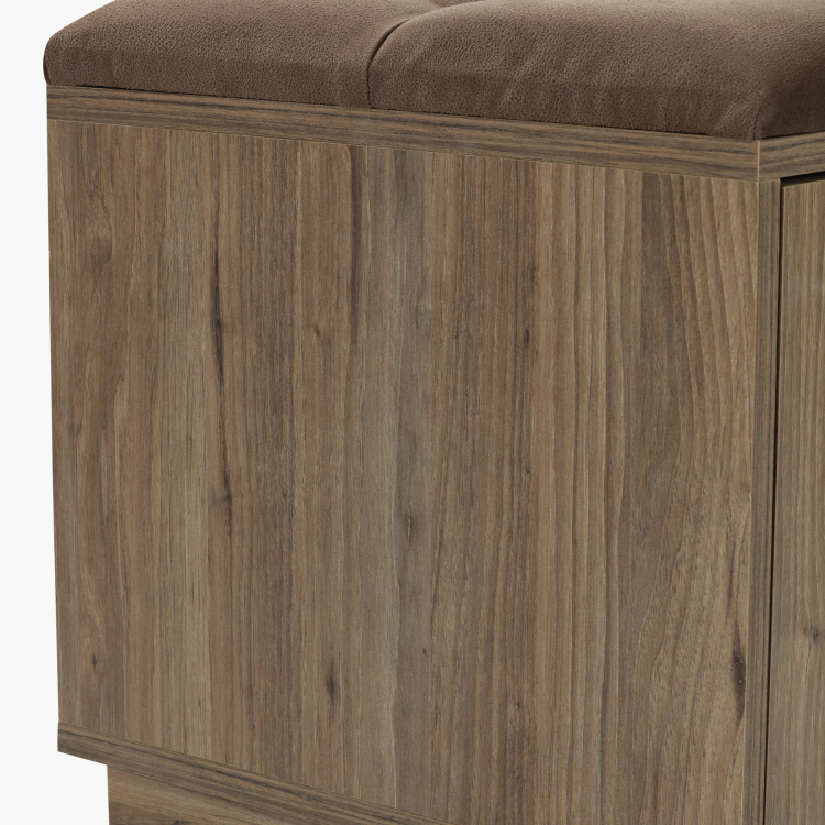 Samara Stool with Storage