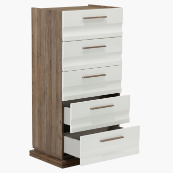 Samara 5-Drawer Chest of Drawers