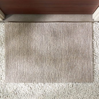 Evan Textured Doormat - 60x90 cms