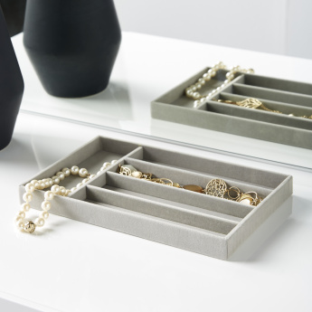 Flosci 5-Compartment Jewellery Tray