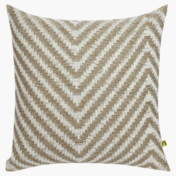 Carla Textured Cushion Cover - 45x45 cms