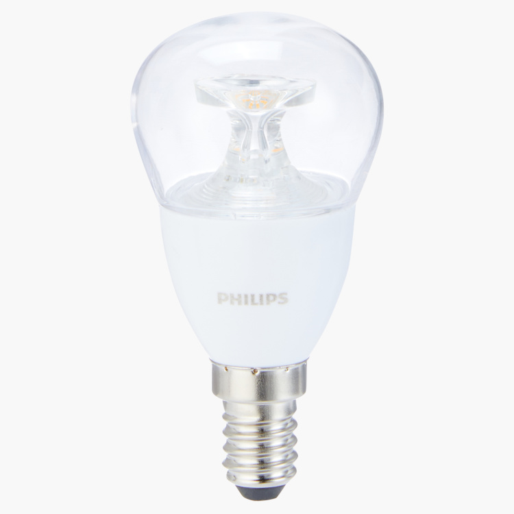 Philips LED P45 Bulb - E14 470 lumen Warm White