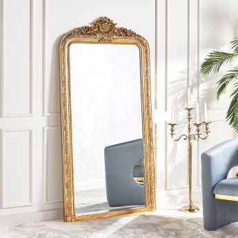 Suraj Bevelled Floor Mirror - 100x5x196 cms