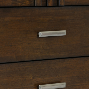 Trio Rectangular 6-Drawer Dresser