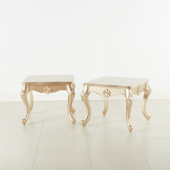 Hamilton Decorative 3-Piece Coffee Table and End Table Set