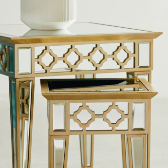 Casablanca Decorative Nest of Tables