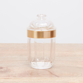 Dekernes See-Through Canister - 700 ml