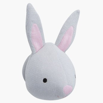 Decorative Rabbit Plush Wall Decor Doll