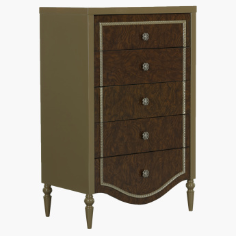 Modena 5-Drawer Chest of Drawers