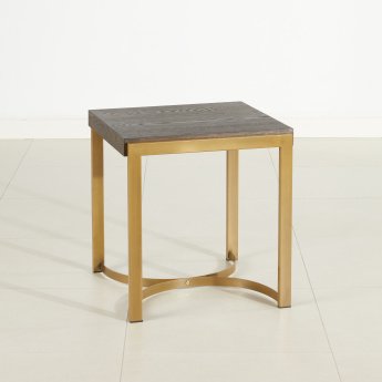 Palampore End Table