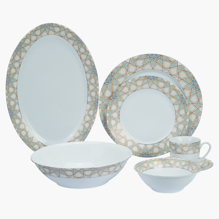 Canavese 32-Piece Dinner Set