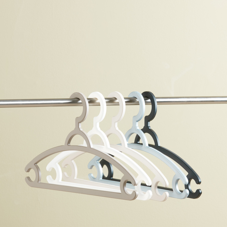 Elite Cloth Hanger - Set of 10