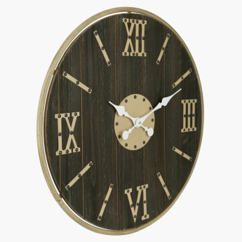 Aberdovey Decorative Round Wall Clock