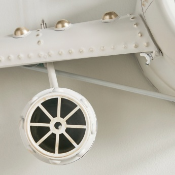 Time Flies Table/Wall Clock