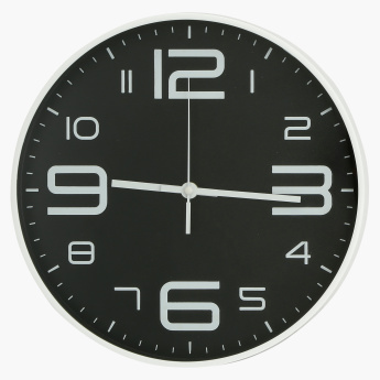 Abbey Round Wall Clock