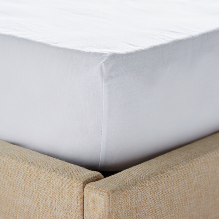 Mineral Fitted Sheet - 120x200 cms