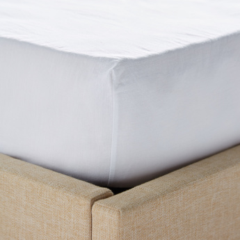 Mineral Super King Fitted Sheet - 200x210 cms