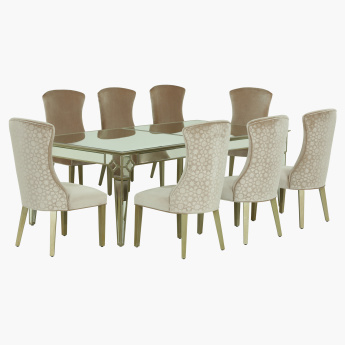 New Casablanca 8-Seater Dining Set