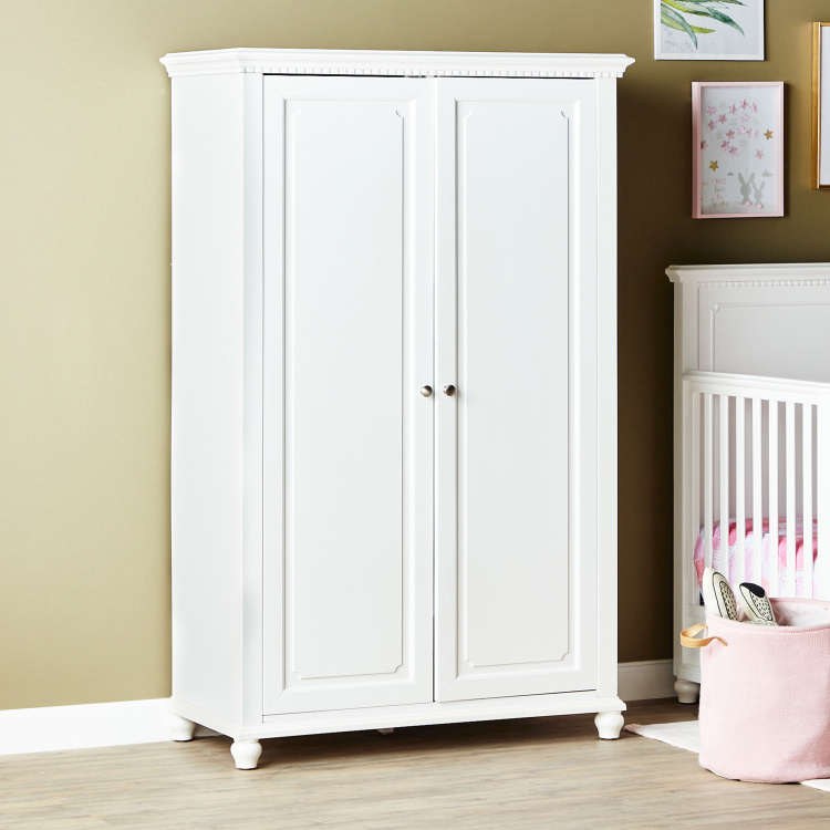 Little Dreamer 2-Door Wardrobe