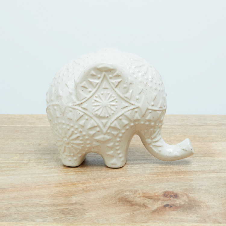 Sumatra Decorative Elephant  Figurine