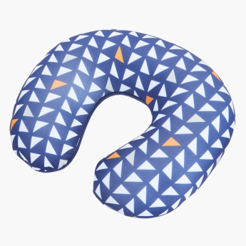 Printed Neck Pillow