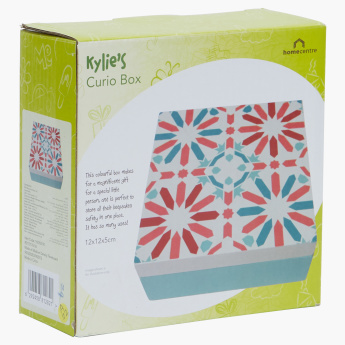 Kylies Printed Trinket Box