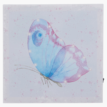 Bethany LED Butterfly Wall Art