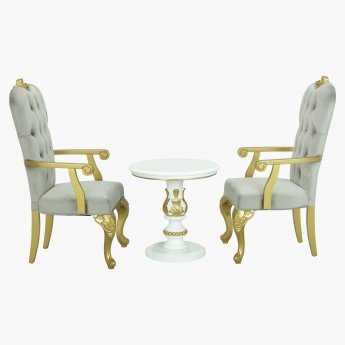 Bianca 2-Chair and Table Tea Set