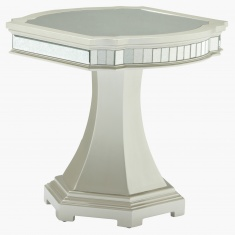 Suzani End Table