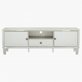 Suzani 1-Drawer 2-Door TV Unit