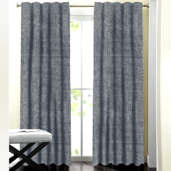Ben's Textured 2-Piece Curtain Set - 140x240 cm
