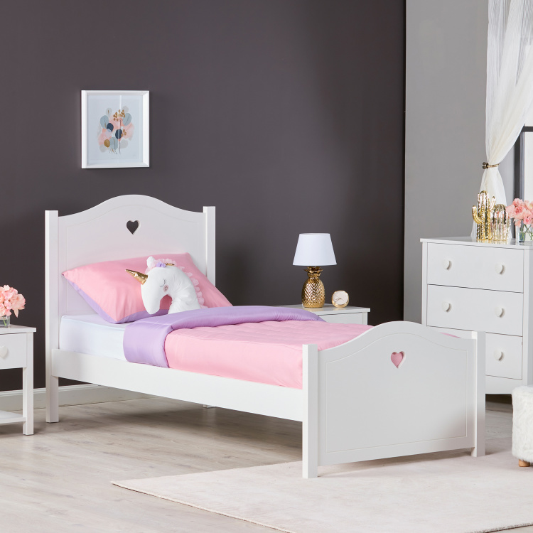 Hailey Single Bed - 90x200 cm