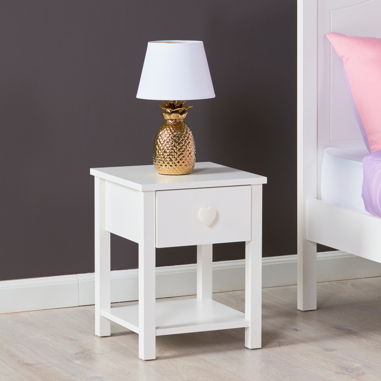 Hailey 1-Drawer Nightstand