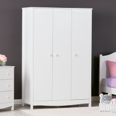Hailey 3-Door Wardrobe