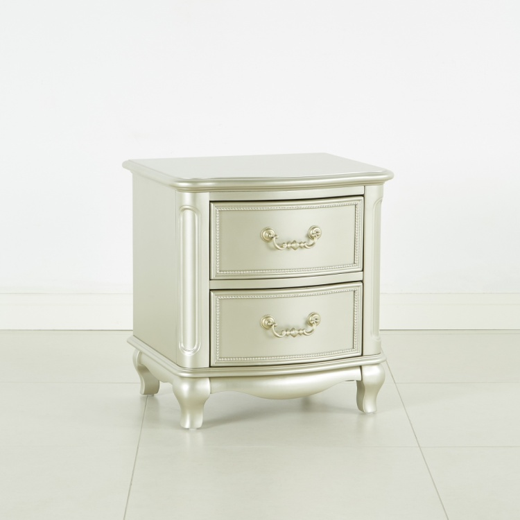 Amelia 2-Drawer Nightstand