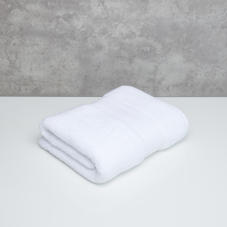 Infinity Textured Bath Towel - 70x140 cms