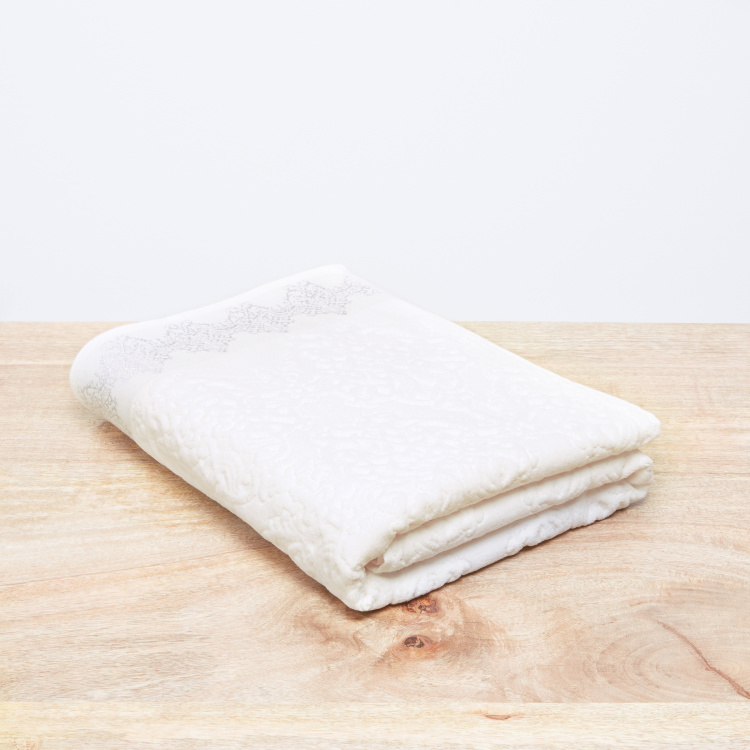 Skamri Textured Bath Towel - 70x140 cms