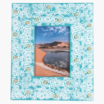 Avery Embellished Photo Frame