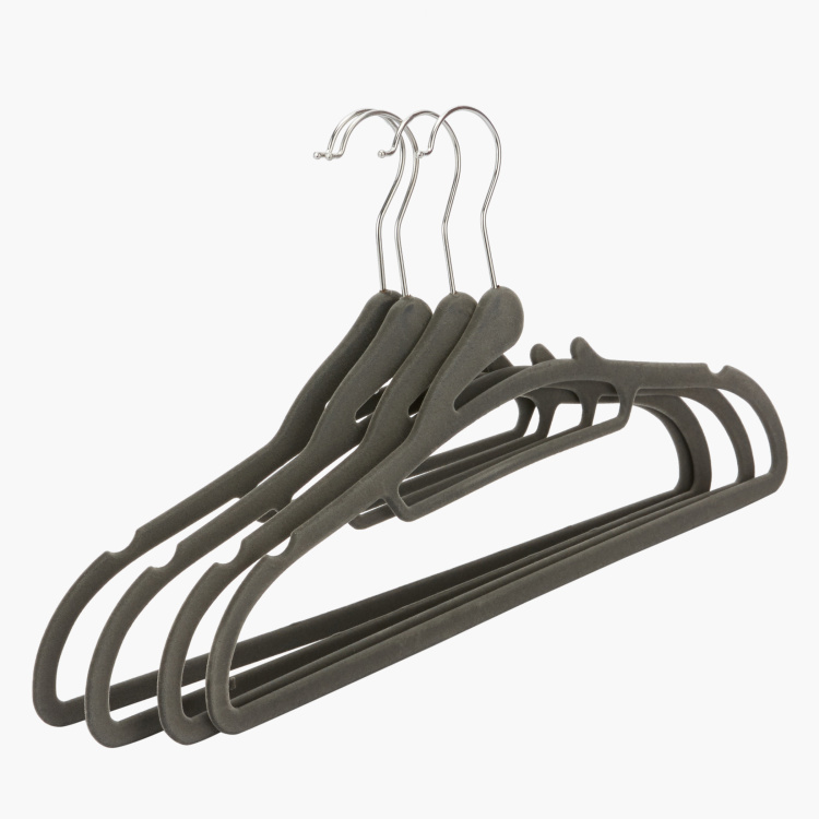 Flock T-Shirt Hanger - Set of 4