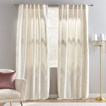Trellis Curtain Pair - 135x240 cms