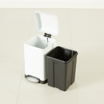 Coola Soft Close Pedal Bin - 20 L