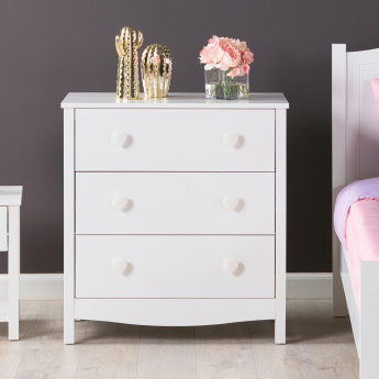 Hailey 3-Drawer Chest of Drawers