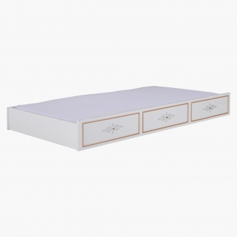 Laila Trundle Bed - 90x190 cms