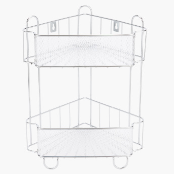 Rain 2-Tier Corner Shower Caddy